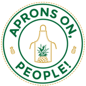Aprons On People LOGO