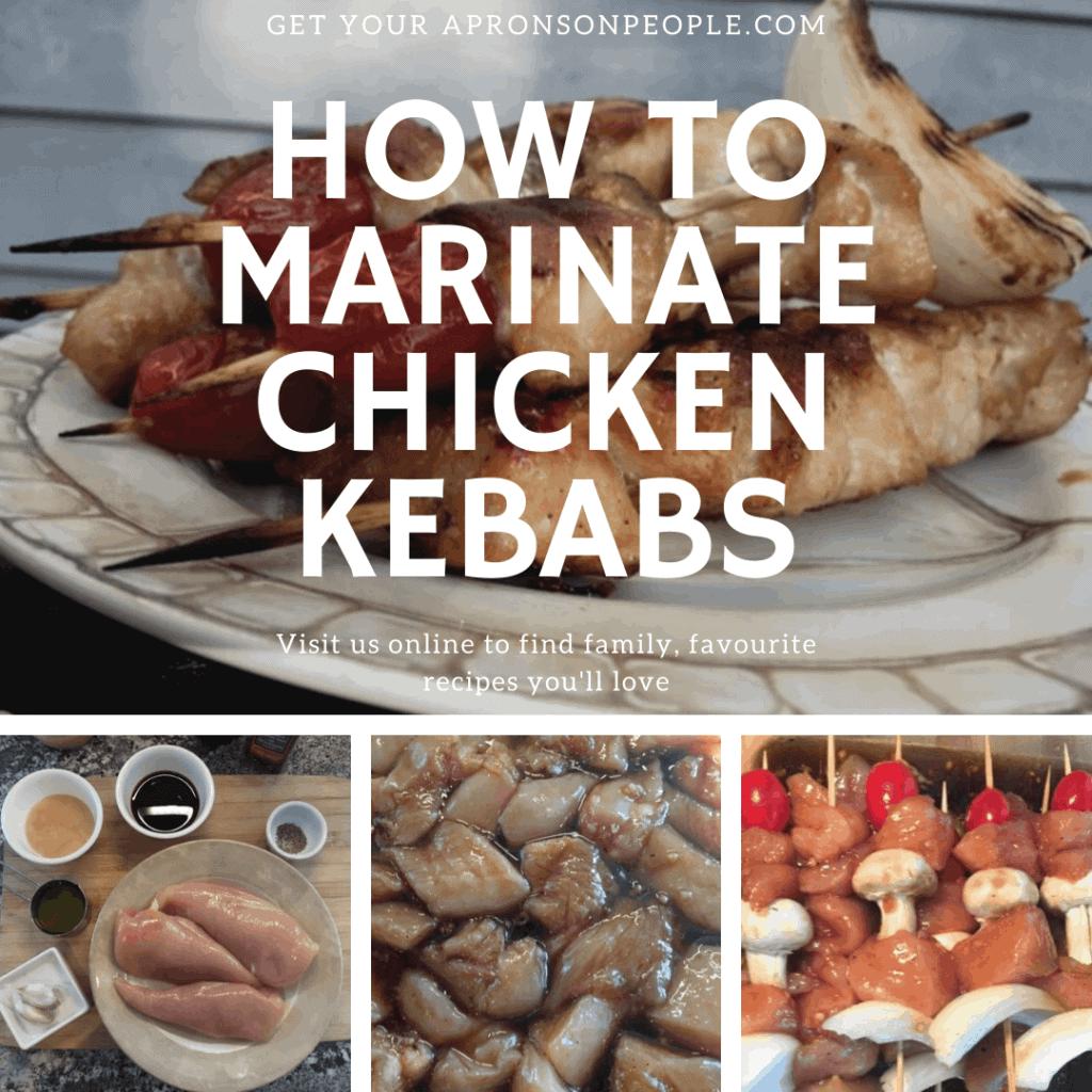 Chicken Kebab Marinade